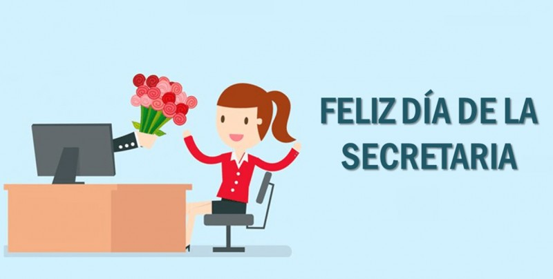 Feliz día de las Secretarias