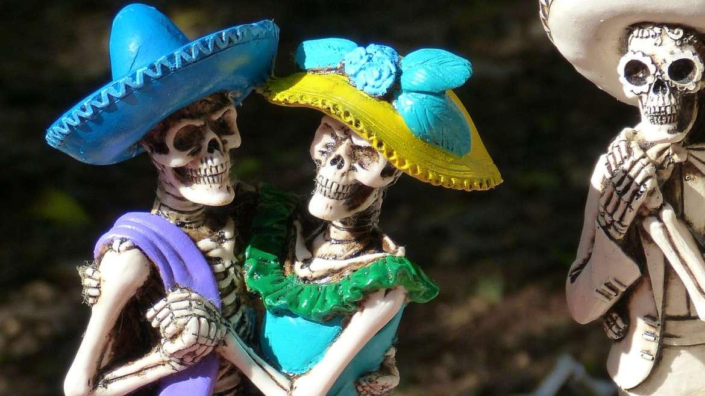 Celebración del Día de los Muertos